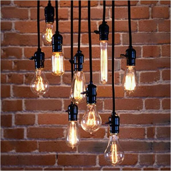 Edison Bulb Canopy